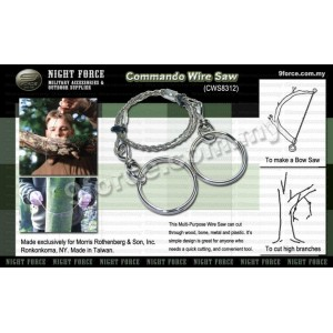 COMMANDO WIRE SAW - CWS8312