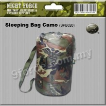 Sleeping Bag Camo - SPB626