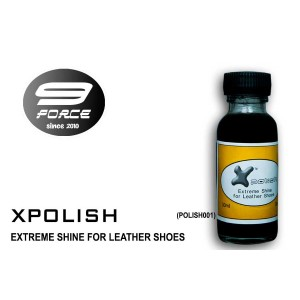 Extreme Shine For Leather Shoes