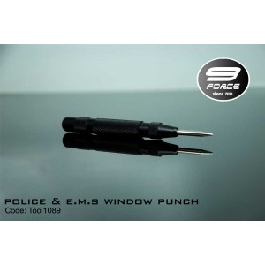 Police & E.M.S Window Punch - Tool1089