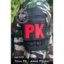 TOHA PK - Tactical Arms Pouch (Black, TOHA103)