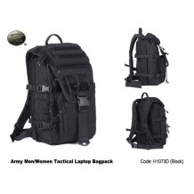 Army Men/Women Tactical Laptop Bagpack H1073D