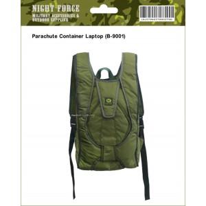 Parachut container bag (Laptop) -Olive Green