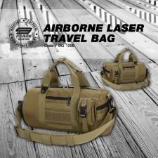 AIRBORNE LASER TRAVEL BAG - BG1200