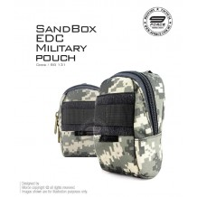 SANDBOX EDC MILITARY POUCH - BG131