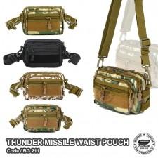 THUNDER MISSILE WAIST POUCH - BG211
