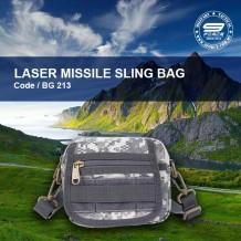 LASER MISSILE SLING BAG - BG213