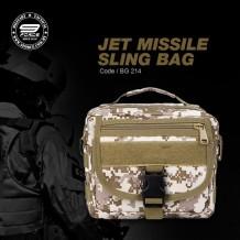 JET MISSILE SLING BAG - BG214