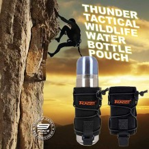 THUNDER TACTICAL WILDLIFE WATER BOTTLE POUCH