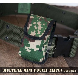 MULTIPLE MINI POUCH(MACU) - BG3