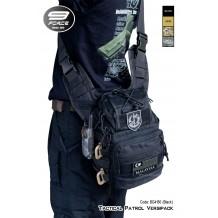 Tactical Patrol Versipack (Code: BG4150 Black)