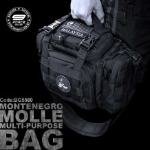 MONTENEGRO  MOLLE MULTI-PURPOSE BAG - BG5580