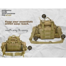 PODGORICA MOLLE MULTI-PURPOSE BAG - BG5585
