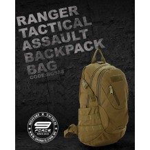 RANGER TANCTICAL ASSAULT BACKPACK BAG - BG588
