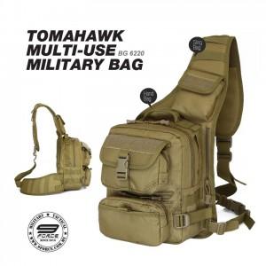 TOMAHAWK MULTI-USE MILITARY BAG - BG6220