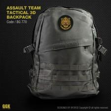 ASSAULT TEAM TACTICAL 3D BACKPACK - BG770