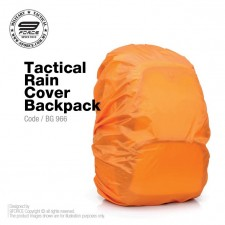 TACTICAL RAIN COVER BACKPACK - BG966