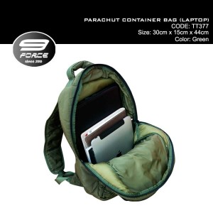 PARACHUT CONTAINER BAG (LAPTOP) - BG377