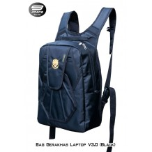 Bag Commando Gerakhas V3.0 black (1 year warranty)