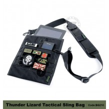 THUNDER LIZARD Tactical Sling bag, suitable for ipad, note, netbook, cyber worrior sling bag.