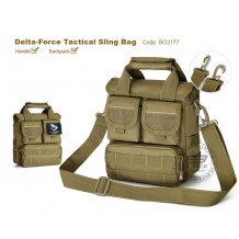 Delta-Force Tactical Sling Bag (BG3177)