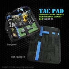 TAC PAD Tactical Gear Organizers - BG335