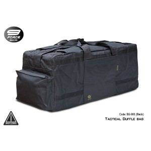 Tactical Duffle Bag OPS Black V2.0