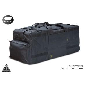 Tactical Duffle Bag OPS Black V2.0