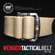 WENGER TACTICAL BELT - BELT150
