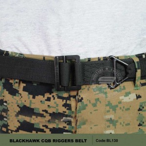 BLACKHAWK CQB RIGGERS BELT - BL130