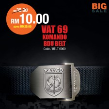 TACTICAL BELT VAT69