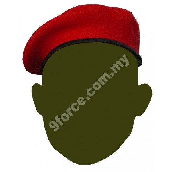 Military Beret Wool (High Quality)