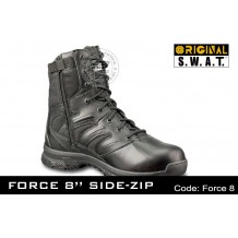 Original Swat FORCE 8'' SIDE-ZIP (FREE postage within Malaysia untill 30th Sep. 2014)