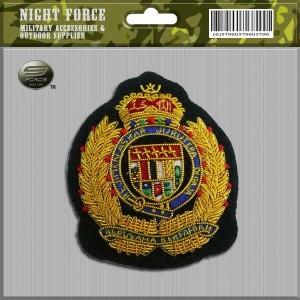 CAPBADGE Officer Cap Jurutera