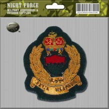 CAPBADGE Officer Beret RS