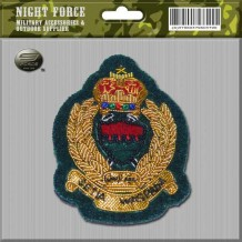 CAPBADGE Officer Peak Cap RS