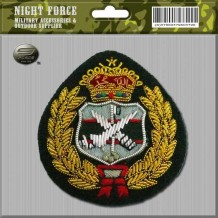 CAPBADGE Officer Beret RISIK