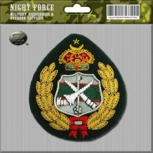 CAPBADGE Officer Peak Cap RISIK