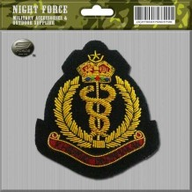 CAPBADGE Officer Peak Cap KKD