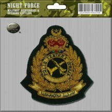 CAPBADGE Officer Beret KPTD