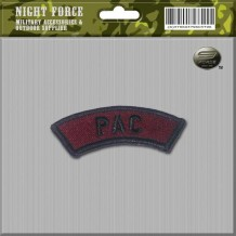 PAC SHOULDER PATCH