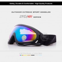 OUTDOOR EXTREME SPORT GOGGLES, 6 COLORS SPEC620 SERIES