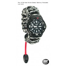 Pull N' Go Hand Watch Survival Paracord (1 Year warranty) - HW1523