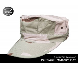 Pentagon Military Hat - HAT100