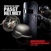 MICH2000 TACTICAL HELMET - HAT1000
