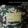 JUNGLE HAT DIGITAL CAMO ATM - JH323