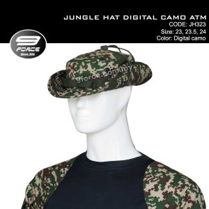 JUNGLE HAT DIGITAL CAMO ATM - JH323