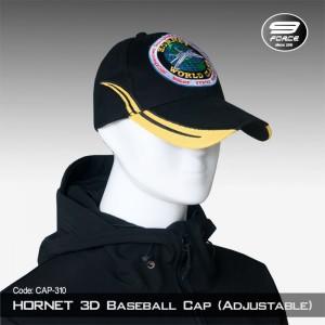Hornet 3D Baseball Cap (Adjustable) - Cap310