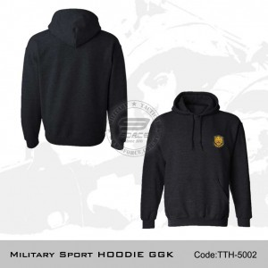 MILITARY SPORT HOODIE GGK, FREE POSTAGE - TTH5002