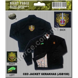CEO JACKET GERAKHAS (JGB100)